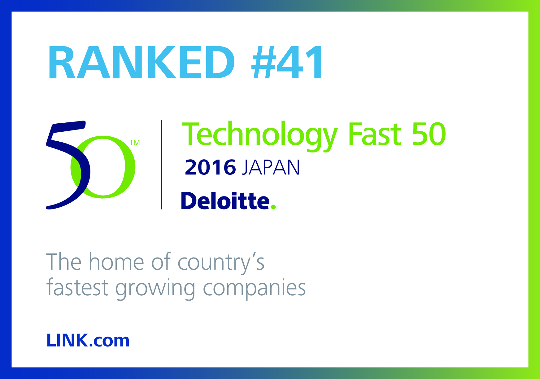 Fast50_RANKED_2016